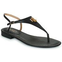 Παπούτσια Γυναίκα Σανδάλια / Πέδιλα Lauren Ralph Lauren ELLINGTON SANDALS CASUAL Black