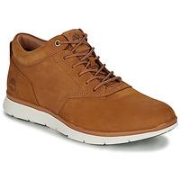 Παπούτσια Άνδρας Μπότες Timberland KILLINGTON HALF CAB Cognac
