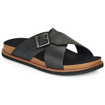 Παπούτσια Άνδρας Τσόκαρα Timberland AMALFI VIBES CROSS SLIDE Black