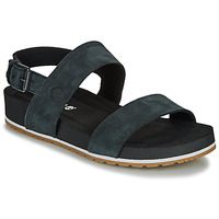 Παπούτσια Γυναίκα Σανδάλια / Πέδιλα Timberland MALIBU WAVES 2BAND SANDAL Black