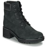 Παπούτσια Γυναίκα Μποτίνια Timberland KINSLEY 6 IN WP BOOT Black