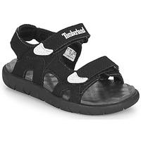 Παπούτσια Παιδί Σανδάλια / Πέδιλα Timberland PERKINS ROW 2-STRAP Black