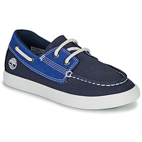 Παπούτσια Παιδί Boat shoes Timberland NEWPORT BAY BOAT SHOE TD Μπλέ