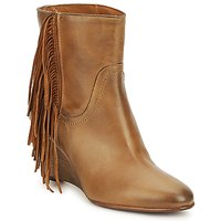 Παπούτσια Γυναίκα Μποτίνια JFK ALEX HI Camel
