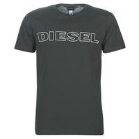 Υφασμάτινα Άνδρας T-shirt με κοντά μανίκια Diesel UMLT-JAKE Grey