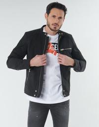 Υφασμάτινα Άνδρας Μπουφάν Diesel J-GLORY Black