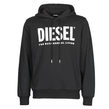 Υφασμάτινα Άνδρας Φούτερ Diesel GIR-HOOD-DIVISION Black