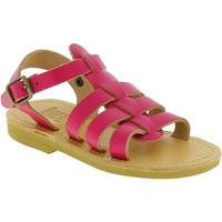 Παπούτσια Άνδρας Σανδάλια / Πέδιλα Attica Sandals PERSEPHONE CALF FUXIA Fucsia