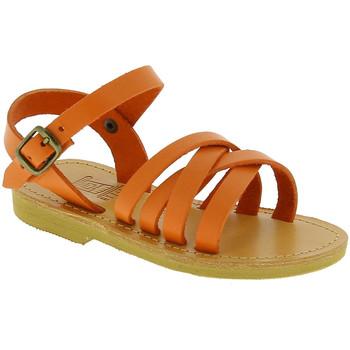 Παπούτσια Κορίτσι Σανδάλια / Πέδιλα Attica Sandals HEBE CALF ORANGE arancio
