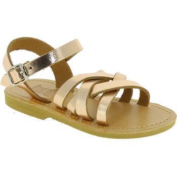 Παπούτσια Κορίτσι Σανδάλια / Πέδιλα Attica Sandals HEBE CALF GOLD PINK Oro rosa