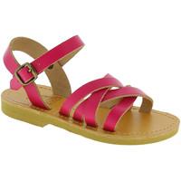 Παπούτσια Κορίτσι Σανδάλια / Πέδιλα Attica Sandals HEBE CALF FUXIA Fucsia