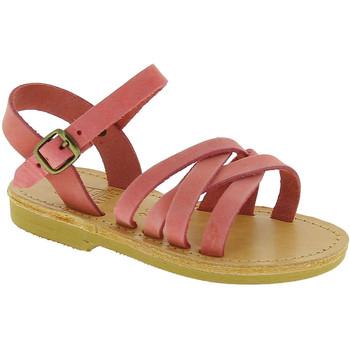 Παπούτσια Κορίτσι Σανδάλια / Πέδιλα Attica Sandals HEBE NUBUK PINK Rosa chiaro