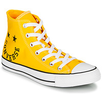 Παπούτσια Ψηλά Sneakers Converse CHUCK TAYLOR ALL STAR - HI Yellow