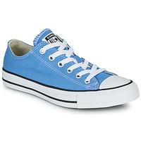 Παπούτσια Γυναίκα Χαμηλά Sneakers Converse Chuck Taylor All Star Seasonal Color Μπλέ