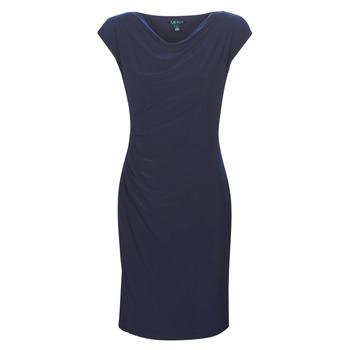Υφασμάτινα Γυναίκα Κοντά Φορέματα Lauren Ralph Lauren Ancelin Marine