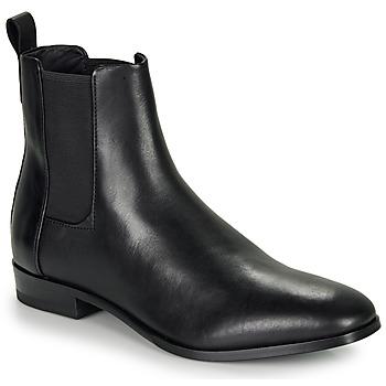 Παπούτσια Άνδρας Μπότες HUGO CULT CHEB ITPL Black