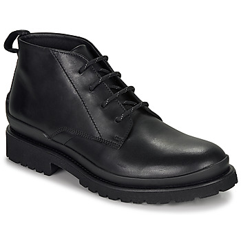 Παπούτσια Άνδρας Μπότες HUGO SCOUT DESB IT Black