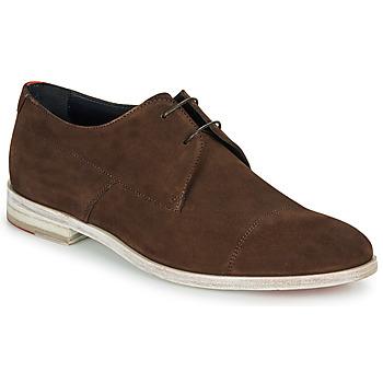 Παπούτσια Άνδρας Derby HUGO MIDTOWN DERB SD Brown