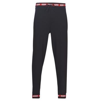 Υφασμάτινα Άνδρας Φόρμες HUGO DOAK 201 Black / Red