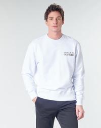 Υφασμάτινα Άνδρας Φούτερ Versace Jeans Couture B7GVA7FB Άσπρο