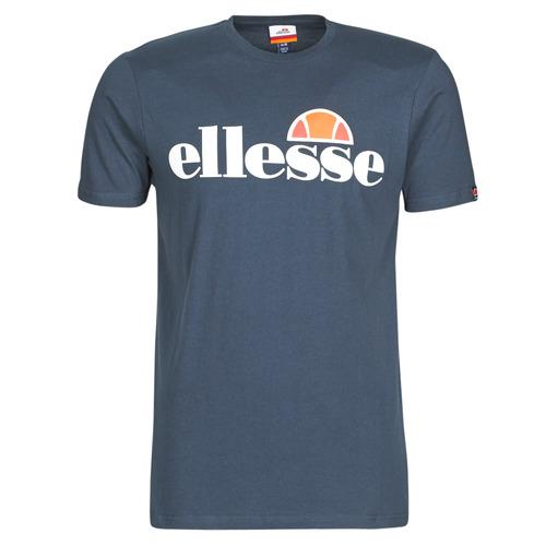 Υφασμάτινα Άνδρας T-shirt με κοντά μανίκια Ellesse SL  PRADO Marine