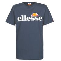 Υφασμάτινα Γυναίκα T-shirt με κοντά μανίκια Ellesse ALBANY Marine