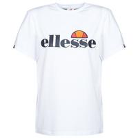 Υφασμάτινα Γυναίκα T-shirt με κοντά μανίκια Ellesse ALBANY Άσπρο