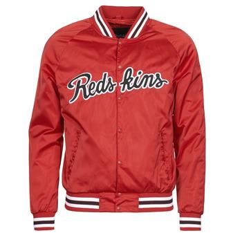 Υφασμάτινα Άνδρας Μπουφάν Redskins LAYBACK SWISH Red