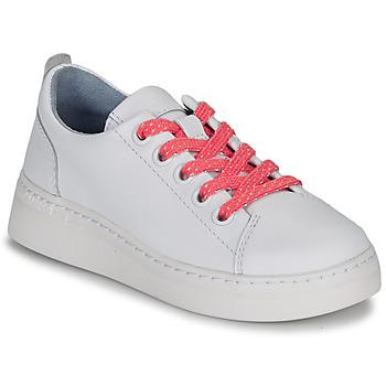 Παπούτσια Κορίτσι Χαμηλά Sneakers Camper RUNNER G J Άσπρο