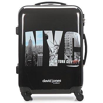 Βαλίτσα με σκληρό κάλυμμα David Jones STEBI 53L