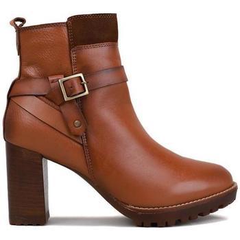 Παπούτσια Γυναίκα Μπότες Lol  Brown