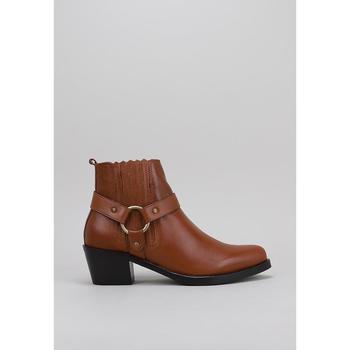 Παπούτσια Γυναίκα Μποτίνια Lol  Brown