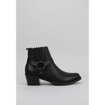Παπούτσια Γυναίκα Μποτίνια Lol  Black