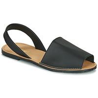 Παπούτσια Γυναίκα Σανδάλια / Πέδιλα So Size LOJA Black
