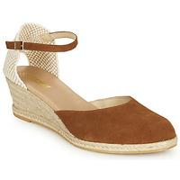 Παπούτσια Γυναίκα Σανδάλια / Πέδιλα So Size JITRON Camel