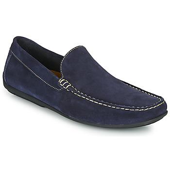 Παπούτσια Άνδρας Μοκασσίνια So Size MIJI Marine