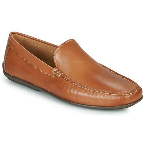Παπούτσια Άνδρας Boat shoes So Size MILLIE Camel