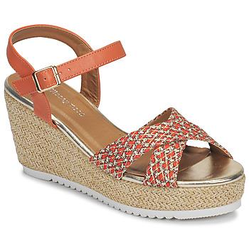 Παπούτσια Γυναίκα Σανδάλια / Πέδιλα Moony Mood MELISSA Corail