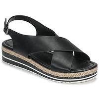 Παπούτσια Γυναίκα Σανδάλια / Πέδιλα Moony Mood MELANIE Black