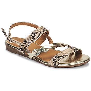 Παπούτσια Γυναίκα Σανδάλια / Πέδιλα Moony Mood MELINDA Python