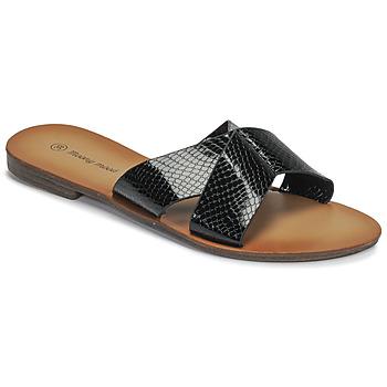 Παπούτσια Γυναίκα Τσόκαρα Moony Mood MADISON Black