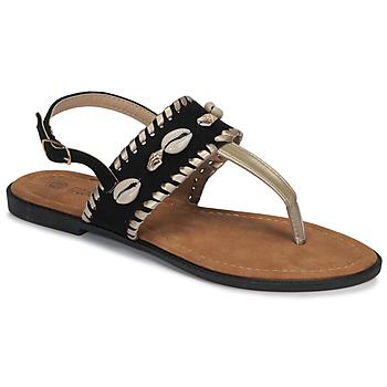 Παπούτσια Γυναίκα Σανδάλια / Πέδιλα Moony Mood MARISE Black