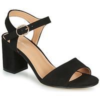Παπούτσια Γυναίκα Σανδάλια / Πέδιλα Moony Mood MEGANE Black