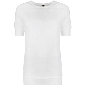 Υφασμάτινα Άνδρας T-shirt με κοντά μανίκια Barbarossa Moratti  Άσπρο