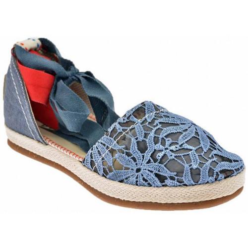 Παπούτσια Γυναίκα Εσπαντρίγια O-joo  Μπλέ
