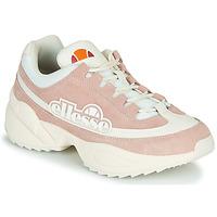 Παπούτσια Γυναίκα Χαμηλά Sneakers Ellesse SPARTA SUED AF Ροζ