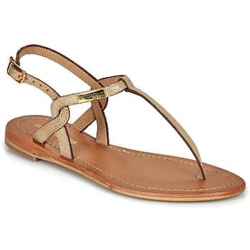 Παπούτσια Γυναίκα Σανδάλια / Πέδιλα Les Tropéziennes par M Belarbi BILLY Dore / Irisé