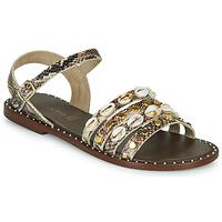 Παπούτσια Γυναίκα Σανδάλια / Πέδιλα Café Noir MIRADO Brown