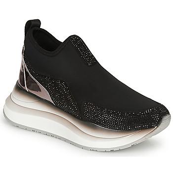 Παπούτσια Γυναίκα Χαμηλά Sneakers Café Noir MATELO Black