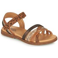 Παπούτσια Κορίτσι Σανδάλια / Πέδιλα Bullboxer ELYSA Brown